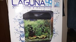 Acquario laguna 40 LED 30 litri misure